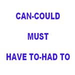 Can Must Have To Pouvoir Devoir Verbes Modaux Partie 1 Parler Anglais